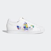 Adidas Superstar Pride [FY9022] 男鞋 運動 休閒 經典 貝殼 穿搭 愛迪達 三葉草 白彩
