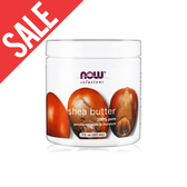 【NOW】乳油木果油(7 oz / 207 ml) Shea Butter 效期2021/02