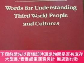 二手書博民逛書店GLOSSARY罕見OF THE THIRD WORLD: Words for Understanding Thi
