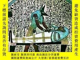 二手書博民逛書店An罕見Egyptian Hieroglyphic Dictio