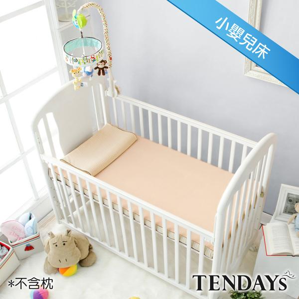 TENDAYs 水洗透氣嬰兒床墊小單(6cm厚記憶床)-不含枕