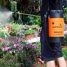 噴壺 新品噴壺澆花神器氣壓式壓力家用高壓噴水壺園藝噴霧器大號噴花打