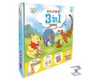 【樂桌遊】迪士尼3 in 1系列-小熊維尼(繁中版) 323033