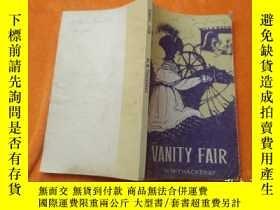 二手書博民逛書店VANITY罕見FAIR (英文)Y245981 W.M.THA