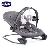 【新色上市好禮送】chicco-Hooplà可攜式安撫搖椅-月牙灰