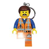 LEGO樂高玩電影系列2 Emmet艾密特鑰匙圈燈