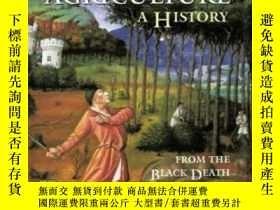 二手書博民逛書店Alternative罕見Agriculture: A Hist