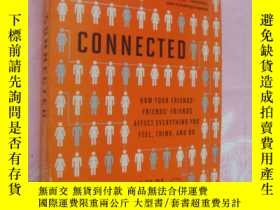 二手書博民逛書店CONNECTED:How罕見your friends fri