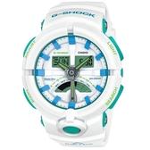 CASIO 卡西歐/G-SHOCK街頭時尚代表運動流行腕錶/GA-500WG-7ADR