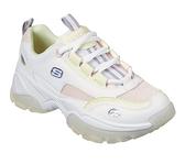 Skechers D Lites Kozmiks [88888407WYL] 女鞋 運動 休閒 老爹 修飾 流行 白 黃