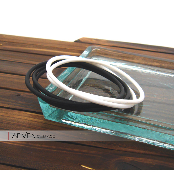 手環 夏日最簡約風格塑膠運動手環 鮮艷色彩 海邊衝浪 中性款式不分男女【NA94】一組5個