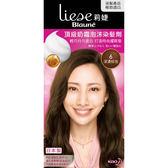 莉婕頂級奶霜泡沫染髮劑深濃棕色【康是美】