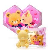一定要幸福哦~~英國貝爾-熊熊抗菌皂50g-愛心款, 婚禮小物,送客禮,姐妹禮