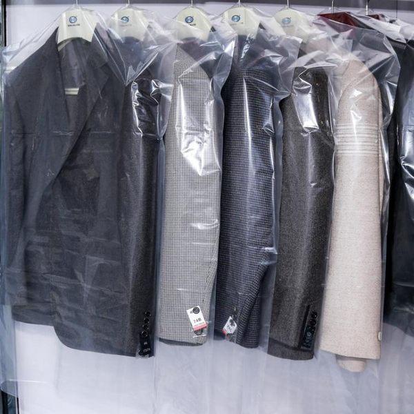 干洗店一次性套衣服透明防塵罩西服罩大衣防塵袋衣物收納袋掛衣袋