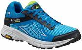 【Columbia】男款黃金大底野跑鞋 - 藍色BM4639(BL)