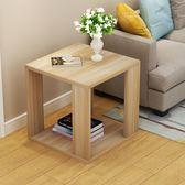 降價優惠兩天-床頭櫃 簡約現代木制組裝臥室迷你床頭櫃40寬簡易邊幾床頭桌xw