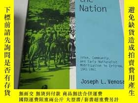 二手書博民逛書店paths罕見toward the nation:走向民族之路(英文)Y200392
