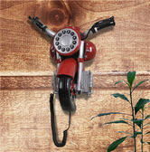 F0495 好心藝正品/摩托車頭仿古電話機/複古電話機/創意電話