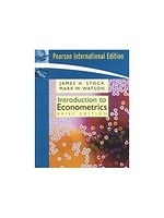 二手書博民逛書店 《Introduction to Econometrics, Brief Edition》 R2Y ISBN:0321442962│Stock