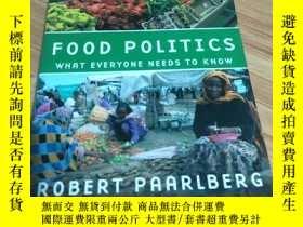 二手書博民逛書店Food罕見PoliticsY156452 見圖 見圖 出版20