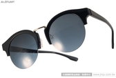 JILL STUART 太陽眼鏡 JS20006X C01 (黑) 摩登經典圓眉框款 # 金橘眼鏡