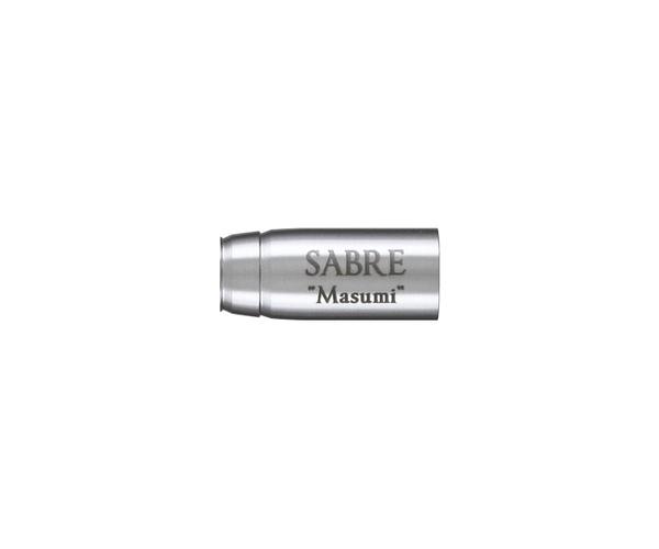 【DMC】BATRAS bts Parts SABRE Masumi 知野真澄 Model W (Tungsten) Front Parts 17s 鏢身 DARTS