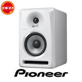 (預購) Pioneer DJ S-DJ50X-W 5吋主動式監聽喇叭 白 (單支) 公司貨