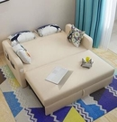 沙髮床 多功能沙髮床可折疊客廳小戶型雙人實木1.8米1.5簡約現代坐臥兩用 mks韓菲兒