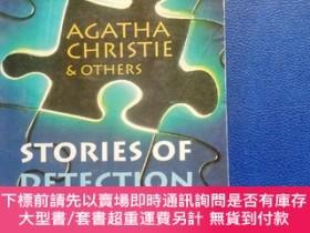 二手書博民逛書店STORIES罕見OF DETECTION AND MYSTERYY153720 AGATHA CHRIS