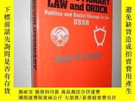 二手書博民逛書店Revolutionary罕見Law & Order by Pe
