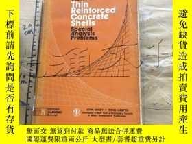 二手書博民逛書店Thin罕見reinforced concrete shells