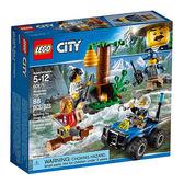 樂高積木 LEGO《 LT60171 》City 城市系列 - 山中逃犯 ╭★ JOYBUS 玩具百貨