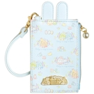 【角落生物 票卡包】角落生物 票卡包 零錢包 復活節限定 兔子 角落小夥伴 日本正版 該該貝比