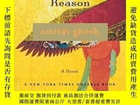 二手書博民逛書店The罕見Circle Of ReasonY256260 Amitav Ghosh Mariner Books