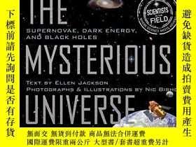 二手書博民逛書店The罕見Mysterious Universe: Supern