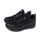 G.P (GOLD PIGEON) 阿亮代言 氣墊運動鞋 黑色 男鞋 P7635M-10 no554