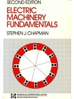 二手書博民逛書店《Electric Machinery Fundamentals