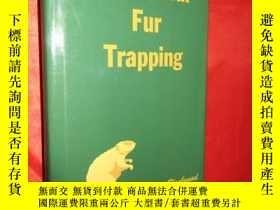 二手書博民逛書店Successful罕見Fur Trapping (硬精裝) 【