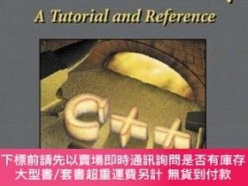 二手書博民逛書店The罕見C++ Standard Library: A Tutorial and Reference-C++標準