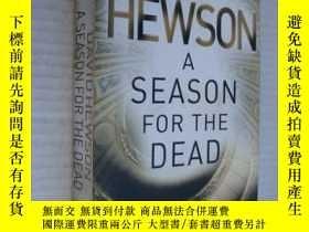 二手書博民逛書店A罕見Season for the Dead (英文原版)Y14