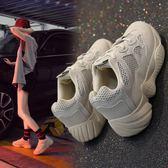 ins超火老爹鞋女2018春季新款跑步韓版ulzzang2019智熏學生運動鞋 芭蕾朵朵