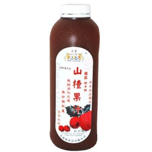 九龍齋 山楂紅果汁 (960ml)一瓶