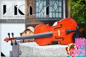 【小麥老師嚴選】►買1送9► 中提琴 首席推薦 椴木 中提琴 全配+調音器 V340