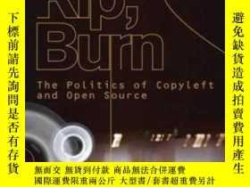 二手書博民逛書店Copy,罕見Rip, BurnY256260 David Berry Pluto Press 出版2008