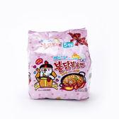 韓國三養奶油白醬風味鐵板炒麵5袋入
