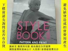 二手書博民逛書店Style罕見Book II: Pattern and Prin