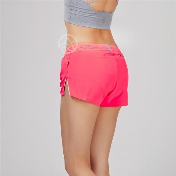Nike Aroswft Short 桃紅色 女子 運動 訓練 跑步 短褲 831795-617