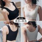 運動內衣女無鋼圈防震聚攏胸罩薄款夏天跑步背心式無痕文胸 S-XL