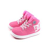 DC PURE HIGH-TOP SE UL SN 休閒運動鞋 桃紅色 小童 童鞋 ADCS700030-PNK no164