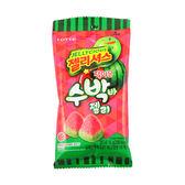 LOTTE 樂天 西瓜軟糖 56g【BG Shop】